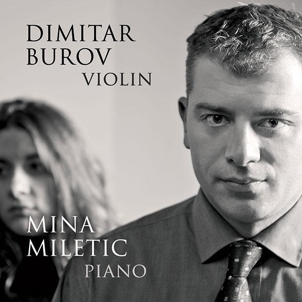 Violin & piano CD 1