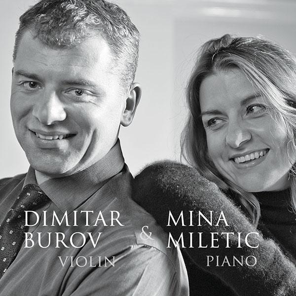 Violin & piano CD 2